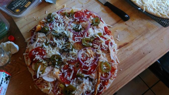 FFC #15 Improper Pizza