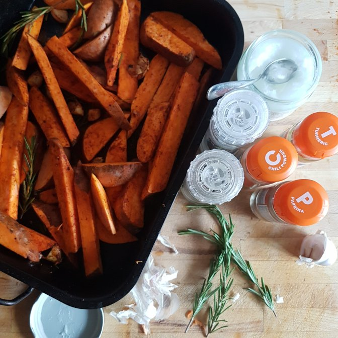 Perfect Sweet Potato Fries